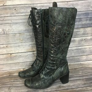 Gino Rossi Lace Up Boot